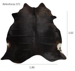 Tapete de couro legítimo, ref. 225